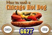 لعبة طبخ الهوت دوج