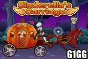 لعبة تصميم عربة السندريلا