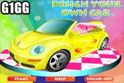 لعبة ديكور السيارات