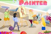 لعبة فن الرسم