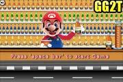 لعبة ماريو مدلع على الاخر