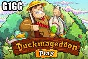 لعبة صيد البط القديمة