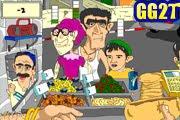 لعبة مطعم الفول والطعمية