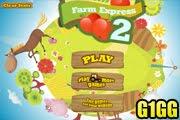 لعبة جرار نقل خضروات المزرعة