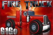 لعبة سباق شاحنة المطافي