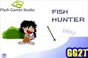 لعبة صائد السمك فى العصر الحجري