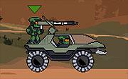 لعبة حرب الصحراء