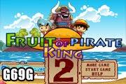 لعبة فاكهة القراصنة