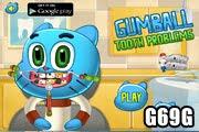 لعبة غامبول طبيب الاسنان