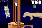 لعبة انتزاع النقدية