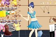 لعبة تلبيس وتسوق العشاق