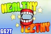 لعبة تنظيف الاسنان