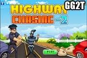 لعبة الهروب من الشرطة بالسيارة
