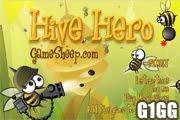لعبة هجوم النحل اكشن