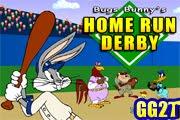 لعبة البيسبول الأرنب باغز باني