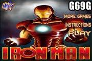 لعبة ايرون مان الرجل الحديدي iron man