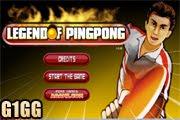لعبة بنج بونج اون لاين