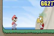 لعبة ماريو اكشن