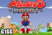 لعبة ماريو الروبوت