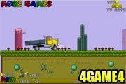 لعبة شاحنة ماريو لنقل البضائع