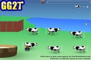 لعبة حلب البقرات