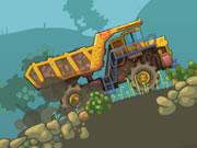لعبة شاحنة التعدين