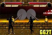 لعبة القتال المميت