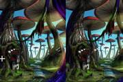 لعبة اختلافات غابات عيش الغراب
