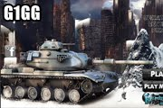 لعبة معركة الدبابات الحربية