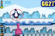 لعبة صيد البطريق