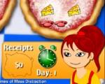لعبة طبخ بيتزا هات
