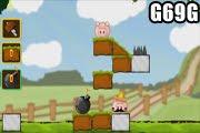 لعبة المزرعة الخنزير