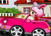 لعبة سباق سيارة الهدايا