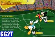لعبة تنطيط الكرة بطوط وميكي ماوس