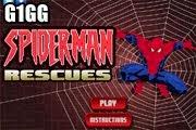 لعبة الرجل العنكبوت سبايدر مان