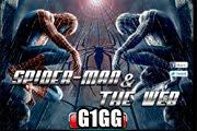 لعبة سبايدر مان شبكة العنكبوت