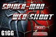 لعبة سبايدر مان اطلاق شبكة العنكبوت