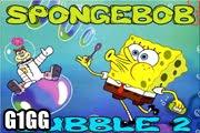 لعبة فقاعات سبونج بوب 2