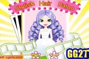 لعبة تسريحات شعر