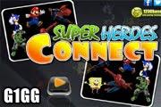 لعبة كونكت الأبطال الخارقين