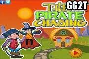 لعبة مطاردة القراصنة