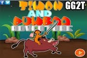 لعبة تيمون وبومبا