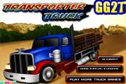 لعبة شاحنة النقل