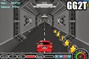 لعبة سيارات راش